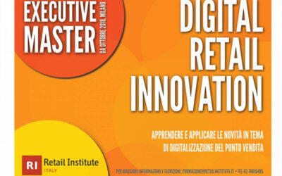 Master Digital Retail Innovation 2018