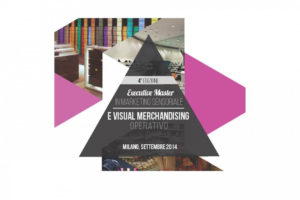 Executive Master in Visual Merchandising Operativo