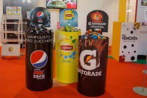 PepsiCo Beverages Italia - Esposizione promozionale continuativa