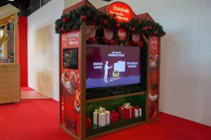 Santa's Toy Factory per Coca-Cola HBC Polska