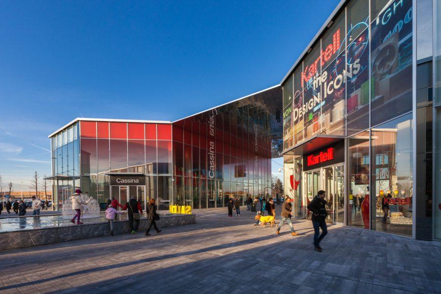 Scalo milano si espande con nuovi negozi retail for Negozi arredamento milano e provincia