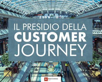 """Training Course """"Il presidio della Customer Journey"""" – 21/11/2019, Milano"""