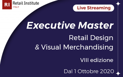 "Executive Master ""Retail Design & Visual Merchandising"" – Milano, dal 01/10/2020"