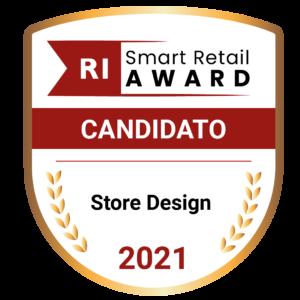 CANDIDATO_Store design