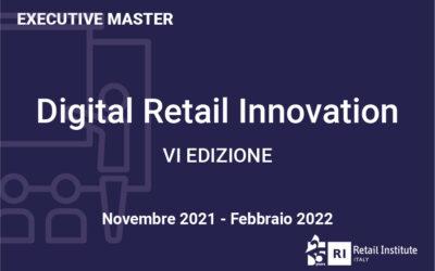 "Executive Master ""Digital Retail Innovation"" – Da novembre 2021 a febbraio 2022"